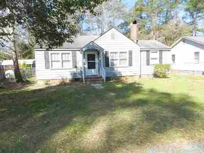 Florence Single Family Home For Sale: 931 Sherwood Drive