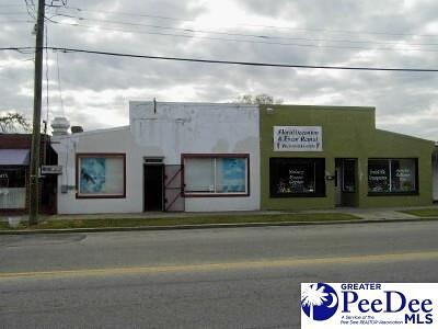 Dillon SC Commercial Active-Price Change: $33,000