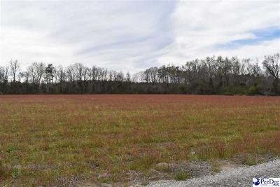Pamplico Residential Lots & Land Uc/Show For Back Up: Nita Cain Road