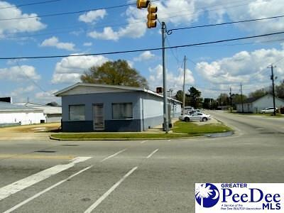 Dillon County Commercial For Sale: 219 1st Avenue South