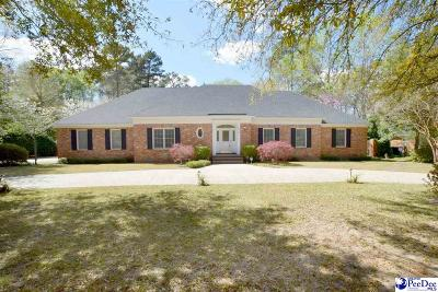 Florence SC Single Family Home Sold: $318,000