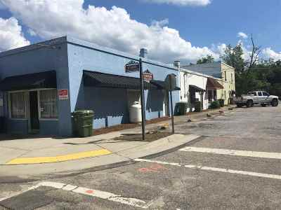 Dillon County Commercial For Sale: Main St W Corner Mauldin & W Main