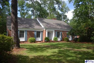 Florence SC Single Family Home For Sale: $364,900