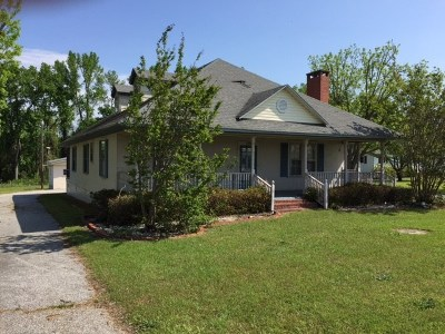 Darlington Single Family Home For Sale: 1172 Harry Byrd Highway
