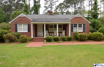 Florence SC Single Family Home Sold: $205,000