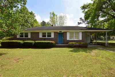 Single Family Home For Sale: 4106 Armfield Road