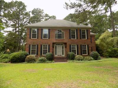 Florence Single Family Home For Sale: 605 Lancelot Drive