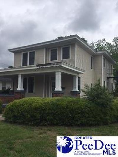 Florence Single Family Home For Sale: 474 W Cheves