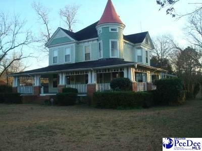 Latta Single Family Home For Sale: 343 W Main Street