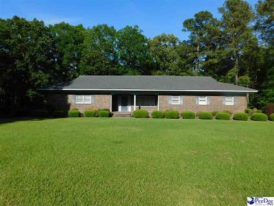 Darlington Single Family Home For Sale: 150 Nez Perce Drive