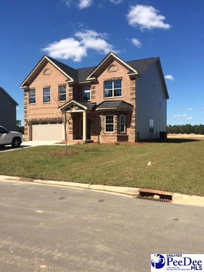Florence Single Family Home For Sale: 4116 Lake Russell Dr