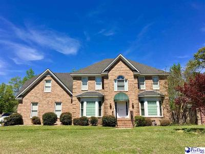 Florence Single Family Home For Sale: 3307 Poplar Chase Lane