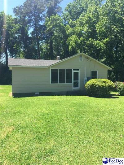 Florence Single Family Home Uc/Show For Back Up: 149 N Mustang