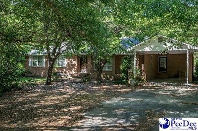 Hartsville Single Family Home Uc/Show For Back Up: 2377 Bethel Road
