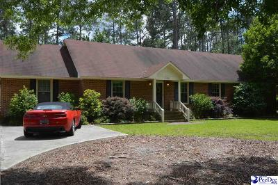 Hartsville Single Family Home Active-Price Change: 1202 Salem Road
