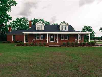 Hartsville Single Family Home For Sale: 3056 Hartsville Hwy