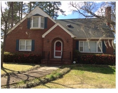 Lake City Single Family Home For Sale: 224 Brantley