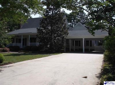 Florence Single Family Home For Sale: 2024 Andrews Ct.