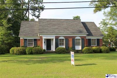 Marion SC Single Family Home For Sale: $164,000
