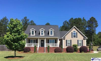 Hartsville Single Family Home Under Contingency Cont: 364 Pine Haven Drive