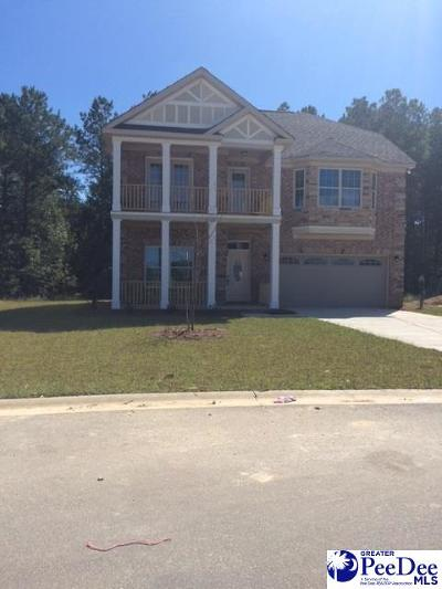 Florence Single Family Home For Sale: 4119 Lake Russell Dr