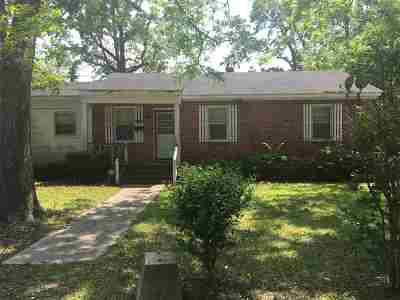 Marion SC Single Family Home For Sale: $52,500