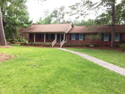Kingstree Single Family Home For Sale: 52 Oakland Drive