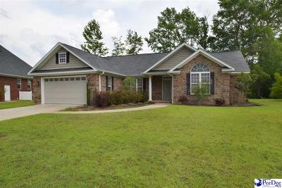 Florencec SC Single Family Home Sold: $220,000