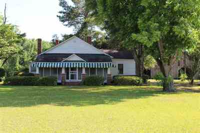 Marion Single Family Home For Sale: 251 Harper Rd.