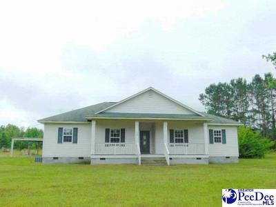 Darlington Single Family Home Active-Price Change: 500 Wire Rd