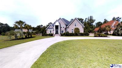 Florence SC Single Family Home Uc/Show For Back Up: $489,500