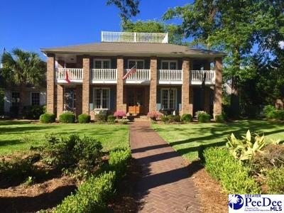 Florence Single Family Home Active-Extended: 310 Country Club Boulevard
