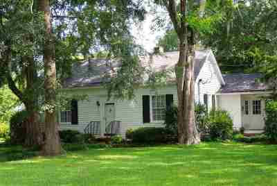 Marion SC Single Family Home Uc/Show For Back Up: $99,000