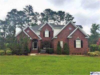 Florence SC Single Family Home Back On Market: $412,500