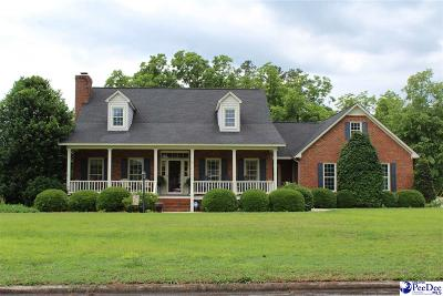 Marion SC Single Family Home Uc/Show For Back Up: $198,000