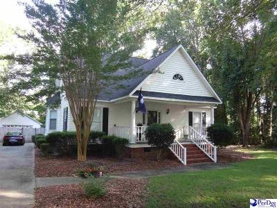 Florence Single Family Home For Sale: 1302 Parkwood Dr.
