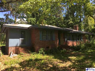 Florence SC Single Family Home Sold: $140,000