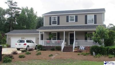 Single Family Home Sold: 802 Dix Lane