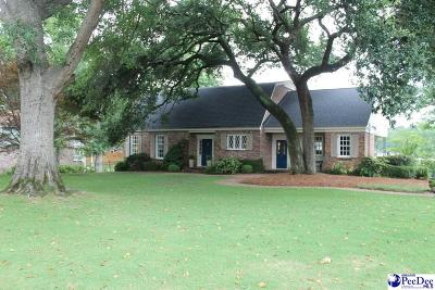 Florence Single Family Home Uc/Show For Back Up: 3841 Lake Oakdale Drive