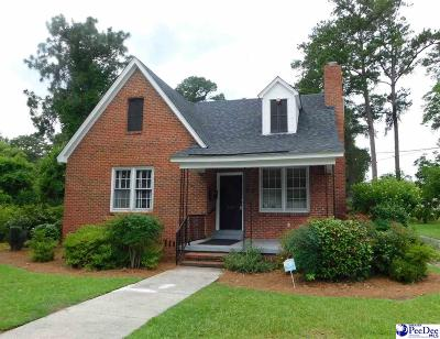 Florence Single Family Home For Sale: 109 S Franklin Dr.