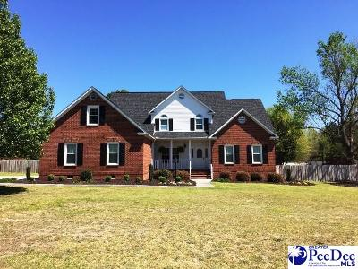 Florence Single Family Home Uc/Show For Back Up: 2537 Heathway Dr