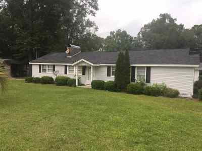 Latta Single Family Home For Sale: 102 Pine St