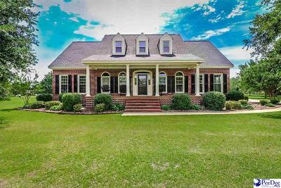 Florence Single Family Home Uc/Show For Back Up: 2730 Hunters Run