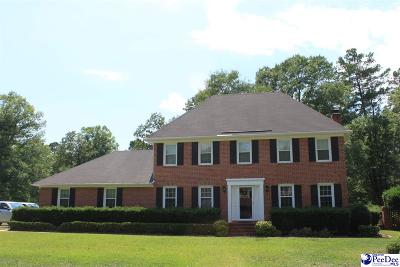 Florence Single Family Home Uc/Show For Back Up: 2135 Camelot Ct