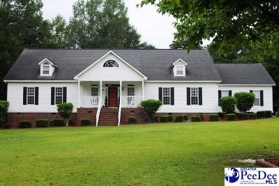 Darlington Single Family Home For Sale: 2811 Dewitt Circle