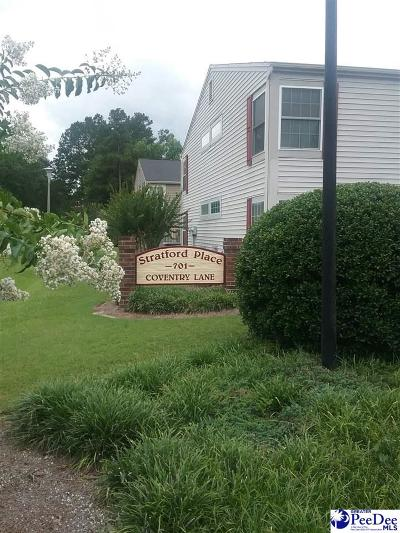 Florence Condo/Townhouse Uc/Show For Back Up: 701 Coventry Lane A11