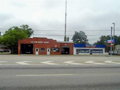 Dillon County Commercial Active-Price Change: 1304 N Highway 301