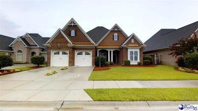 Florence Single Family Home For Sale: 916 Kenley Hall