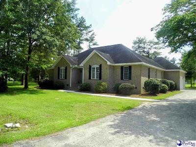 Dillon SC Single Family Home Uc/Show For Back Up: $229,900