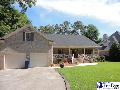 Florence Single Family Home Uc/Show For Back Up: 3373 Lakeshore Drive